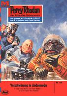 H. G. Ewers: Perry Rhodan 375: Verschwörung in Andromeda ★★★★