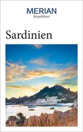 MERIAN Reiseführer Sardinien - MERIAN Reiseführer