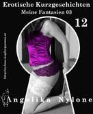 Angelika Nylone: Erotische Kurzgeschichten 12 - Meine Fantasien 03 ★★★★