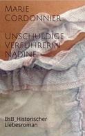 Marie Cordonnier: Unschuldige Verführerin_Nadine ★★★★
