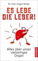 Jürgen Brater: Es lebe die Leber! ★★★★