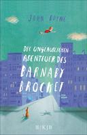 John Boyne: Die unglaublichen Abenteuer des Barnaby Brocket ★★★