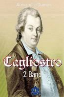 Alexandre Dumas: Cagliostro 2. Band (Illustriert)