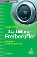 Claudia Kilian: Starthilfe für Freiberufler ★★★