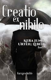 Creatio ex Nihilo