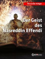 Der Geist des Nasreddin Effendi - Science Fiction-Roman