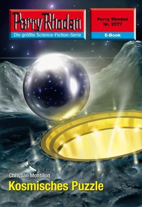 Perry Rhodan 2577: Kosmisches Puzzle