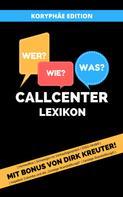 Tony Thiele: Callcenter Lexikon