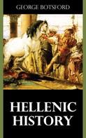 George Botsford: Hellenic History