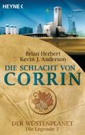 Brian Herbert: Die Schlacht von Corrin ★★★★★