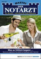 Karin Graf: Der Notarzt - Folge 263 ★★★★★