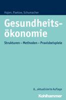 Leonhard Hajen: Gesundheitsökonomie