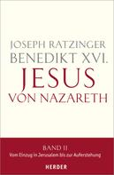 Benedikt XVI.: Jesus von Nazareth ★★★★★