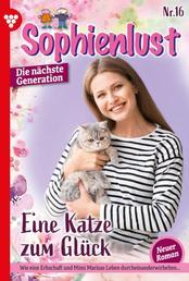 Sophienlust - Die nächste Generation 16 – Familienroman - Eine Katze zum Glück