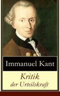 Immanuel Kant: Kritik der Urteilskraft ★★★★★