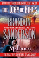 Brandon Sanderson: Brandon Sanderson Sampler ★★★★★