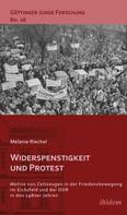 Melanie Riechel: Friedensbewegung in der DDR