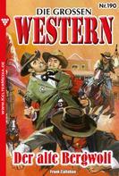 Frank Callahan: Die großen Western 190