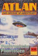 Hubert Haensel: Atlan 815: Positronische Phantasien