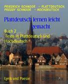 Friedrich Schnoor: Plattdeutsch lernen leicht gemacht