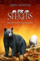 Erin Hunter: Seekers. Brennender Himmel ★★★★★