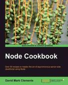David Mark Clements: Node Cookbook