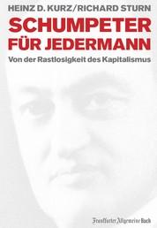 Schumpeter für jedermann - Von der Rastlosigkeit des Kapitalismus
