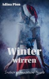 Winterwirren - Erotisch-weihnachtliche Novelle