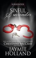 Jaymie Holland: Sinful Surrender ★★★★