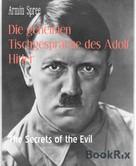 Armin Spree: Die geheimen Tischgespräche des Adolf Hitler ★★★