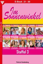 Im Sonnenwinkel Staffel 3 – Familienroman - E-Book 21-30