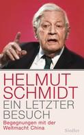 Helmut Schmidt: Ein letzter Besuch ★★★★