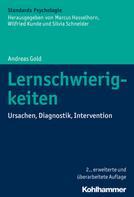 Andreas Gold: Lernschwierigkeiten