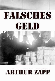 Falsches Geld - Historischer Krimi