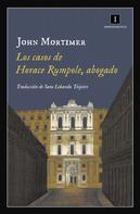 John Mortimer: Los casos de Horace Rumpole