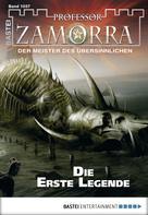 Adrian Doyle: Professor Zamorra - Folge 1037