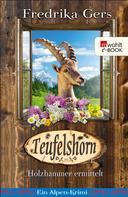Fredrika Gers: Teufelshorn ★★★★