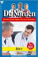 Patricia Vandenberg: Dr. Norden 5er Box 1 – Arztroman ★★