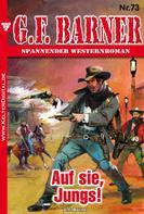 G.F. Barner: G.F. Barner 73 – Western ★★★★