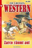 Frank Callahan: Die großen Western 201 ★★★★