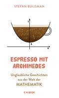 Stefan Buijsman: Espresso mit Archimedes ★★★★
