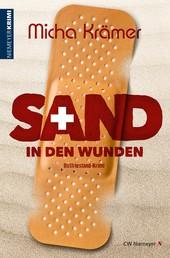 Sand in den Wunden - Ostfriesland-Krimi