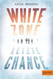 White Zone - Letzte Chance - Roman