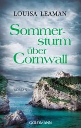 Sommersturm über Cornwall - Roman