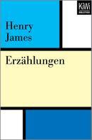 Henry James: Erzählungen
