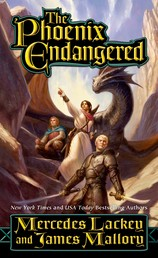 The Phoenix Endangered - Book Two of The Enduring Flame