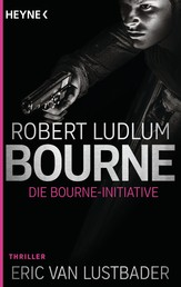 Die Bourne Initiative - Thriller