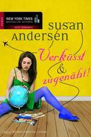 Susan Andersen: Verküsst & zugenäht! ★★★★