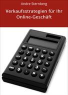 André Sternberg: Verkaufsstrategien für Ihr Online-Geschäft