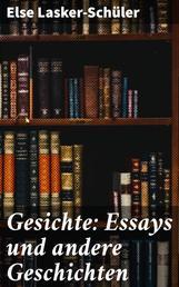 Gesichte: Essays und andere Geschichten